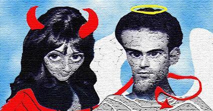 Ángel y Lucy