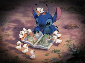 Ya se que Stitch no es un koala